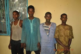 Kidnappers-Niger
