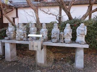 京都:行願寺七福神