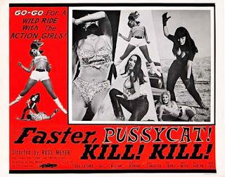 Faster, Pussycat!! Kill! Kill!, una de las películas más famosas de Russ Meyer