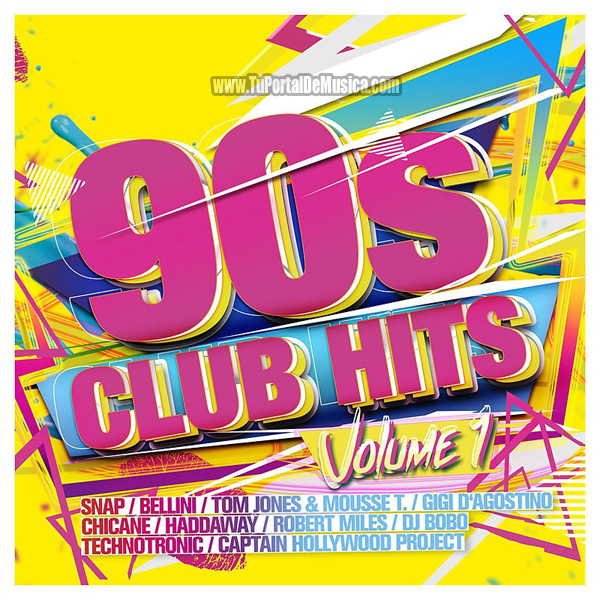 VA Club Hits 90s Vol. 1 (2016)