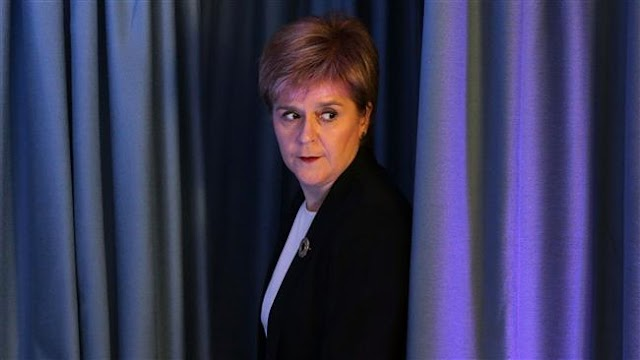 Scottish National Party (SNP) ready to join forces with Jeremy Corbyn against Theresa  May: Scottish First Minister Nicola Sturgeon