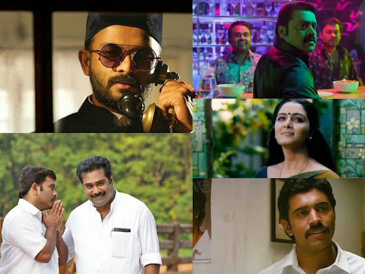 Top Malayalam Movie Moments of 2014
