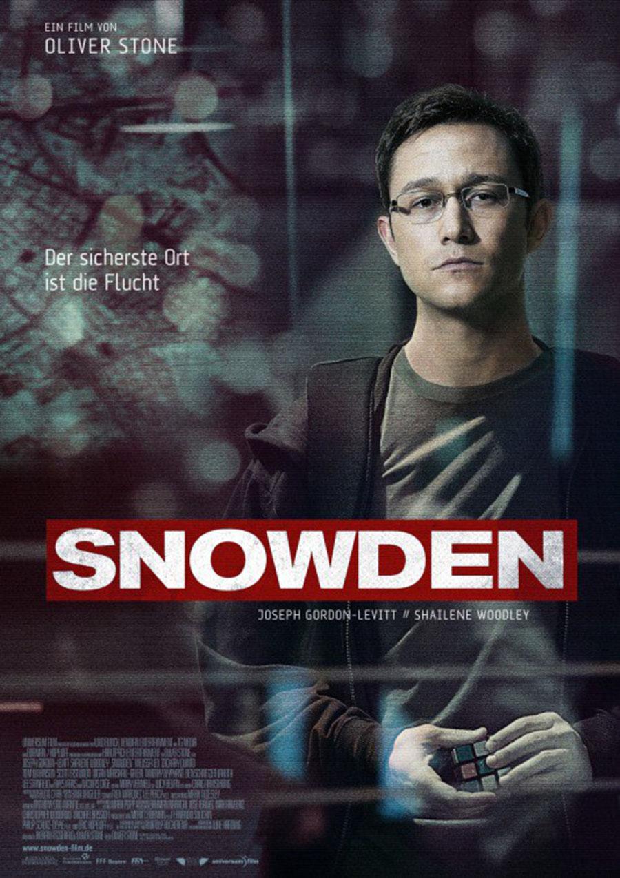 Snowden – Herói ou Traidor NETFLIX