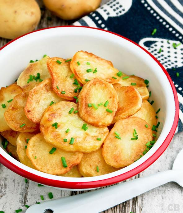 Recept De allerlekkerste gebakken aardappeltjes