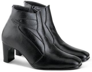 Sepatu Kerja Cewek AZZURA 548-03