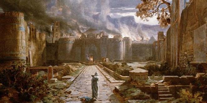 Temuan Mengejutkan Kota Sodom yang Dibinasakan Allah