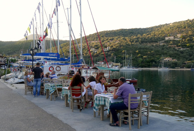 Lefkada, Greece: Chic Sivota Village and Natural Bay Harbour