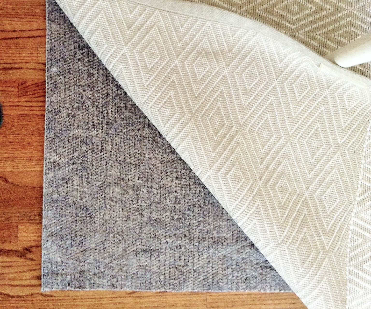 A Review of Earth Friendly Rug Pads from the Rug Pad Corner Happy