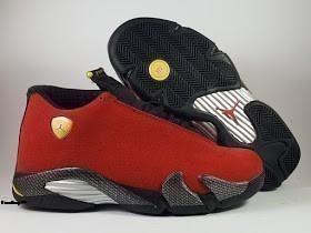 Sepatu Basket Jordan 14 Red Ferrari , toko sepatu basket, jual sepatu basket , harga basket jordan , jordan 14 , jordan XIV retro