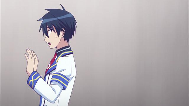 Masou Gakuen Hybrid X Heart (HxH) - Episódio 01