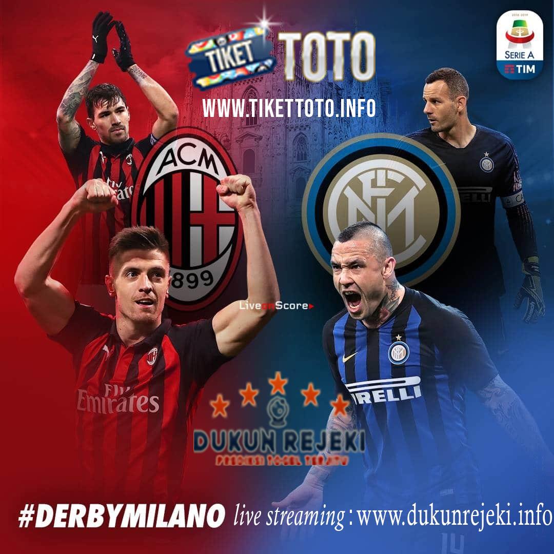 Prediksi Pertandingan Ac Milan Vs Inter 22 September 2019