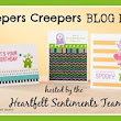 CTMH Paper Blog Hop - Jeepers Creepers