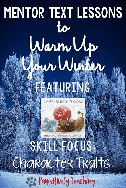 A Great Collection of Winter Mentor Text Lessons