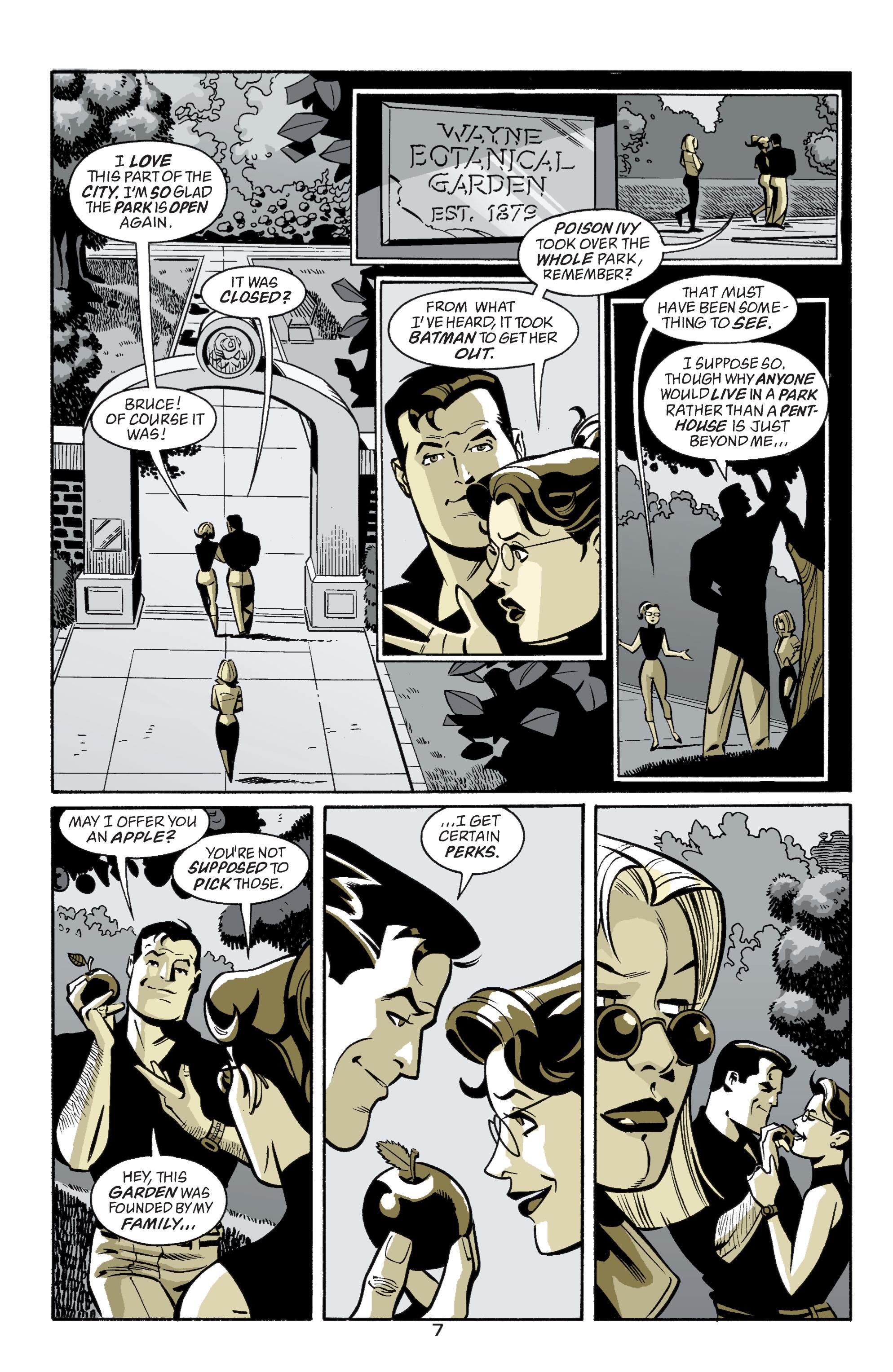 Detective Comics (1937) 762 Page 7