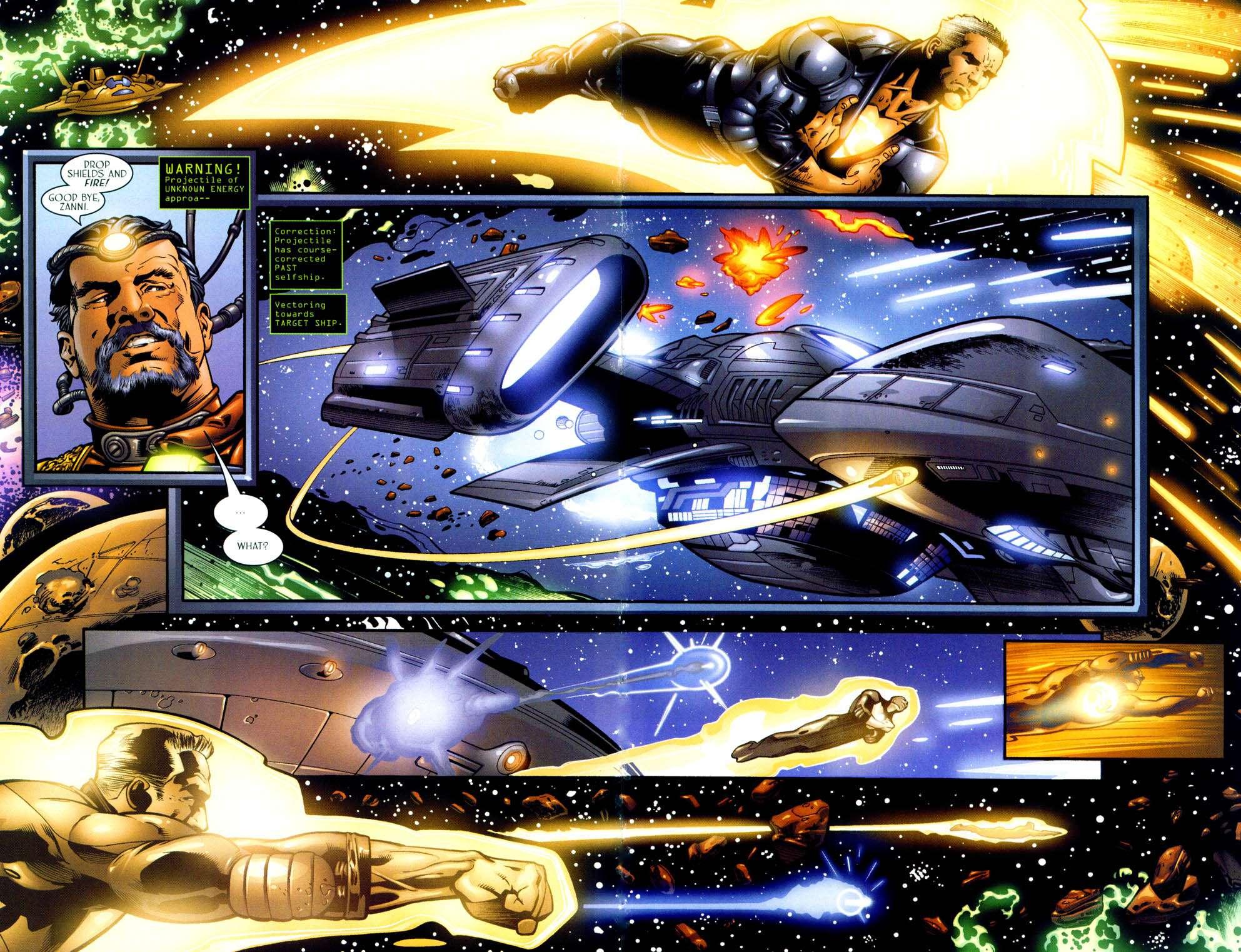 Read online Sigil (2000) comic -  Issue #13 - 20