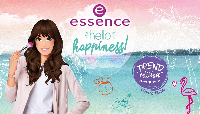 essence hello happiness trend edition