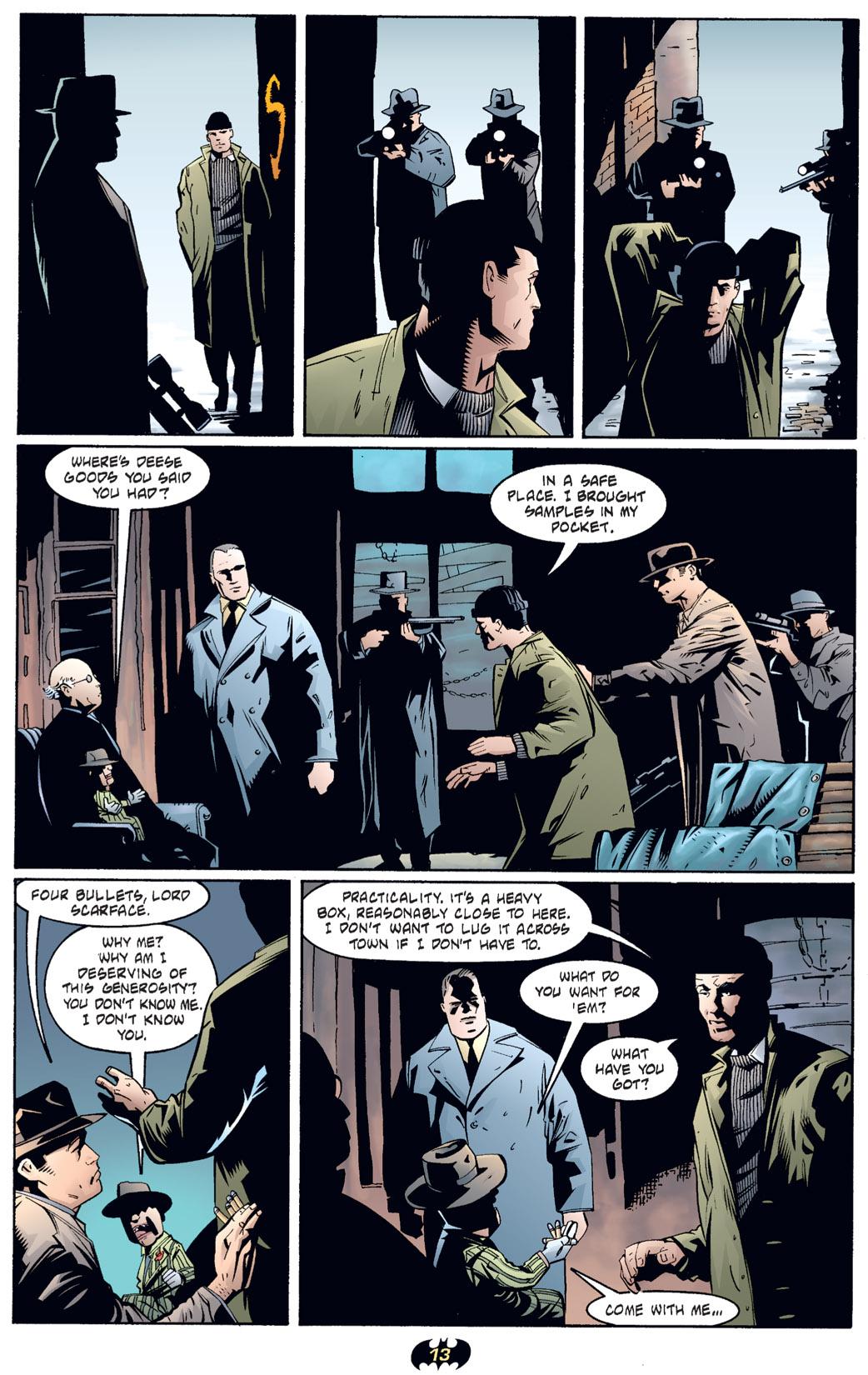 Detective Comics (1937) 730 Page 13