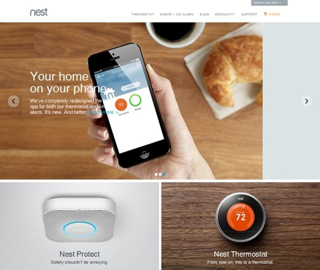 google compra empresa termostatos programables nest 1