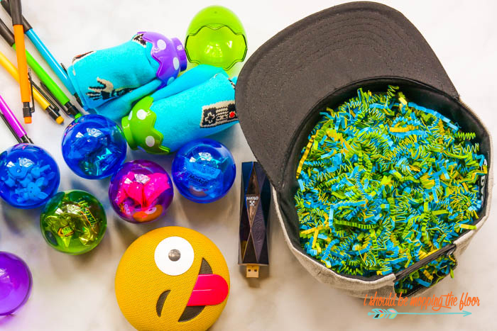I should be mopping the floor easter basket ideas for teen boys easter basket assembly negle Image collections