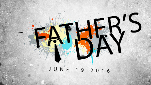 When is Father's Day in 2017?
