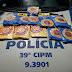 PM prende dupla com 11 abadás falsos em Patamares