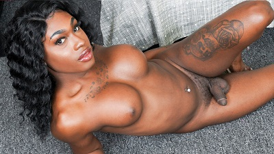 Black-tgirls – Rose Strokes And Cums!
