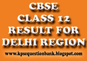 CBSE Class 12 results announced on 29 May 2014