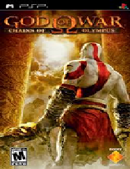 GOD OF WAR CHAINS OF OLYMPUS[PSP][EUR][ESP][CSO]