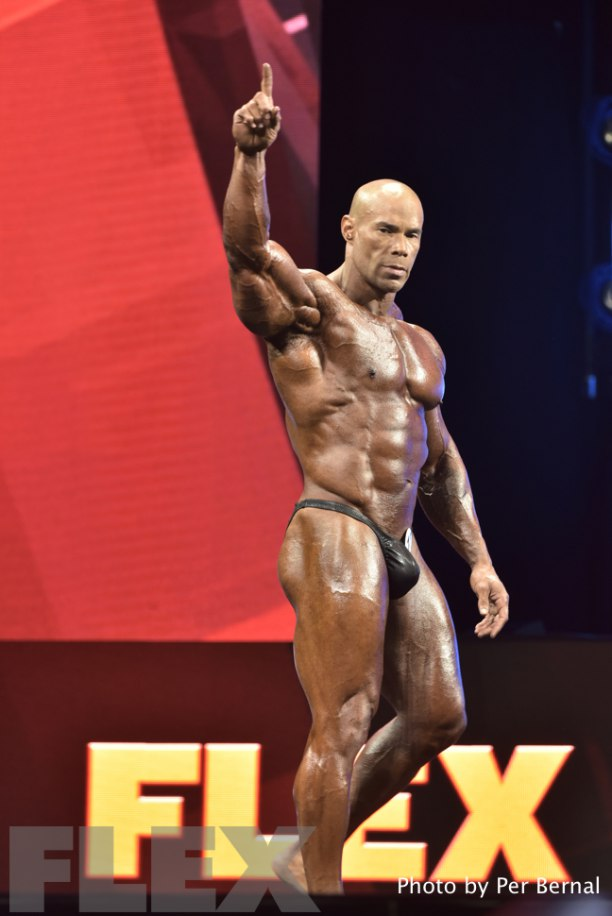 Kevin Levrone pics in Mr.Olympia 2016 - JACKED 4EVER