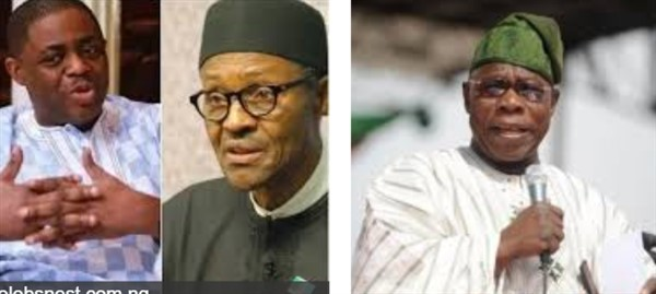 Politics Today: Buhari Begged Like A Baby, Obasanjo Made Mistake By Not Jailing Buhari - Femi Fani-Kayode