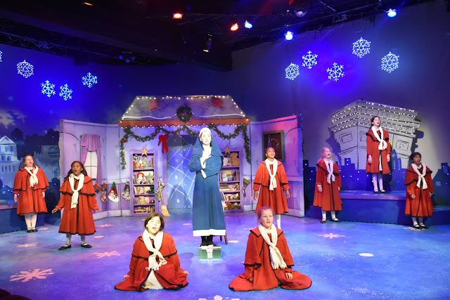 Madeline's Christmas: Playing at Horizon Theatre Company  via  www.productreviewmom.com