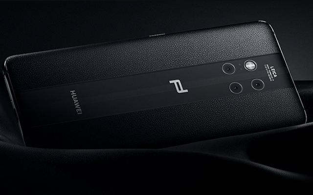 جهاز Mate 20 RS بتصميم بورشيه بثلاث كاميرات