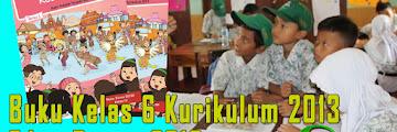 Buku Kelas 6 SD/MI Kurikulum 2013 Revisi 2018 TERBARU