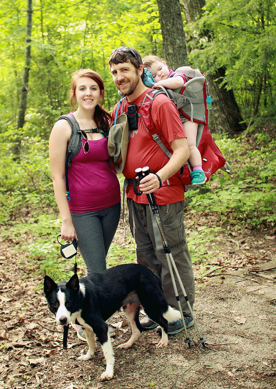 Baby Hiking Backpack Osprey