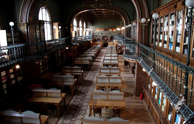 bibliothèque universitaire gheorghe asachi