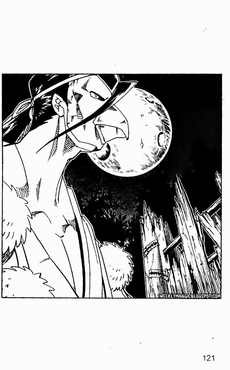 Shaman King [Vua pháp thuật] chap 147 trang 8