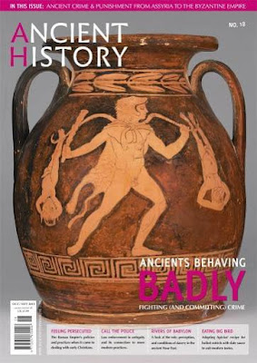 Ancient History Magazine 18, Oct-Nov 2018