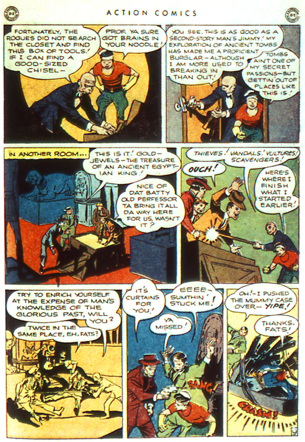 Action Comics (1938) 98 Page 46
