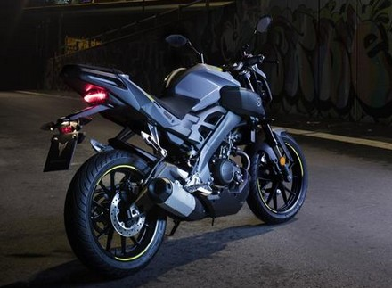 Review Yamaha MT125