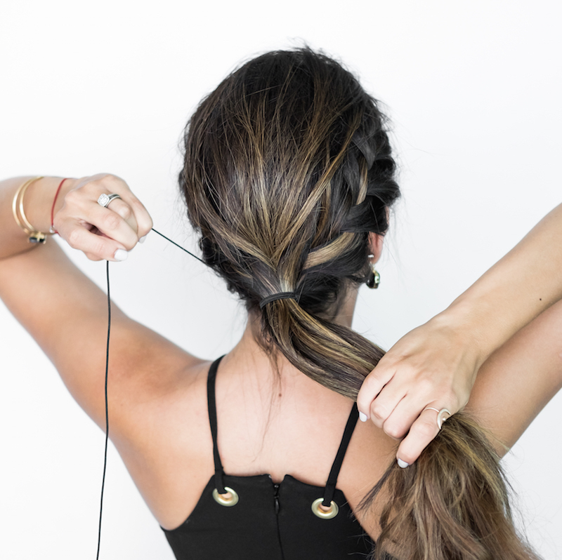 2 Simple Ways to Do Double French Braids  wikiHow