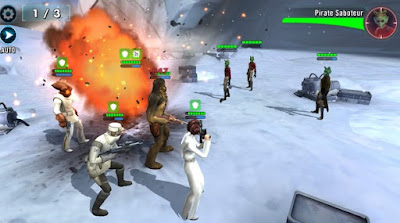 Download Star Wars Galaxy of Heroes MOD APK Non Rooted