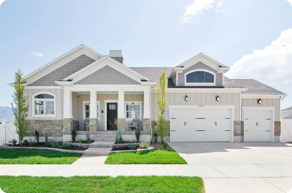Modern Homes Utah