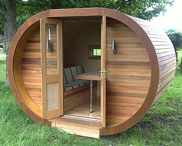 natural modern interiors garden pods hanging playrooms