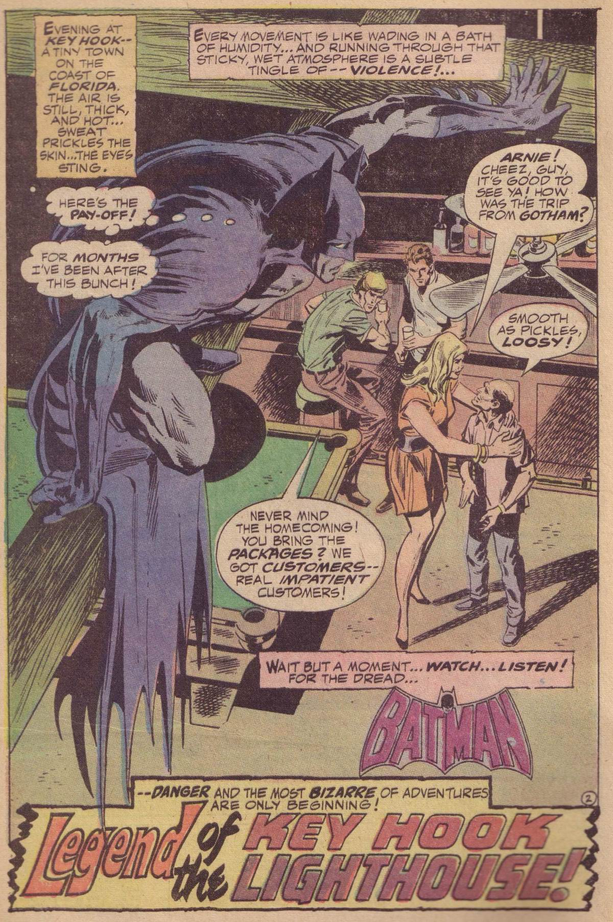 Detective Comics (1937) 414 Page 3