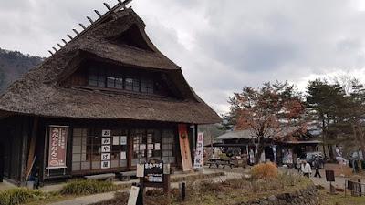 Iyashi No Sato - Salika Travel - 5D3N Explore Japan by ANA