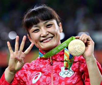 リオオリンピック女子レスリング