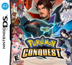 ROMs - Pokémon Conquest  - NDS Download