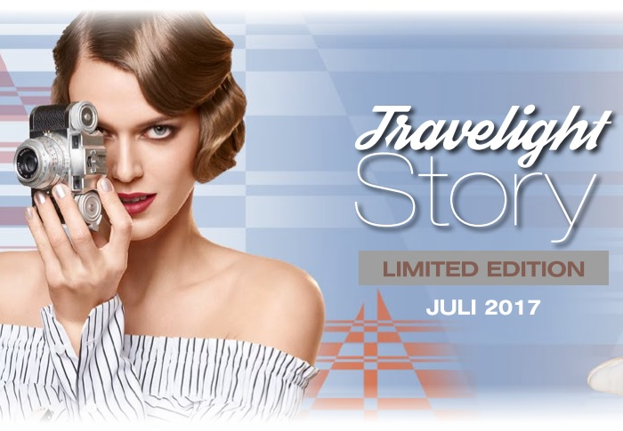 CATRICE Travelight Story LE