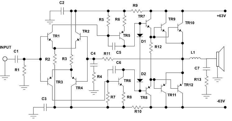circuit application mobile cell phone pcb layout diagram