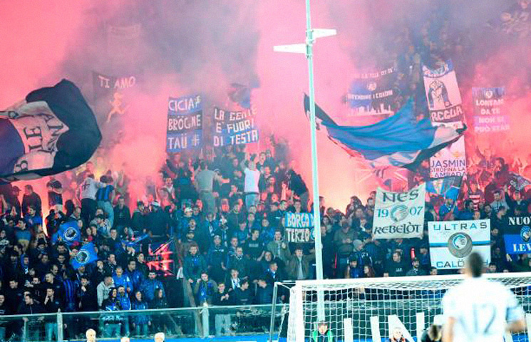 Serie A 2016/17 / 34. kolo / Atalanta - Juventus 2:2 (1:0)
